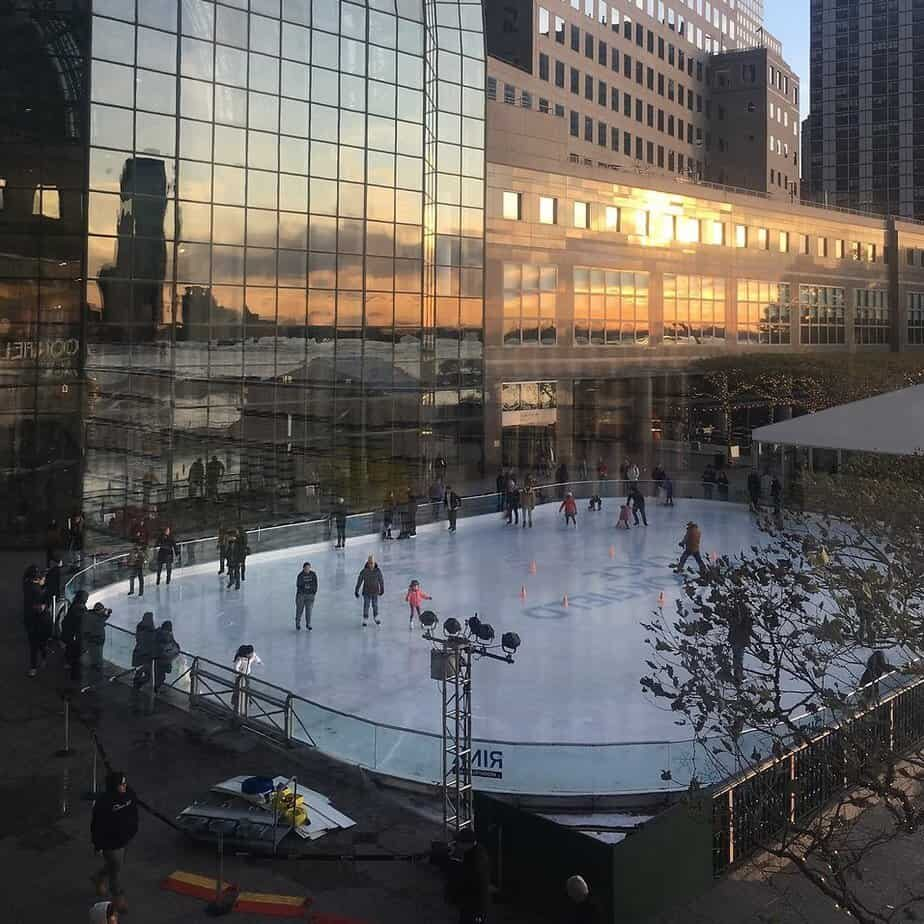 brookfield place rink